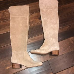 Women's sz 6.5 over the knee Franco sarto boots